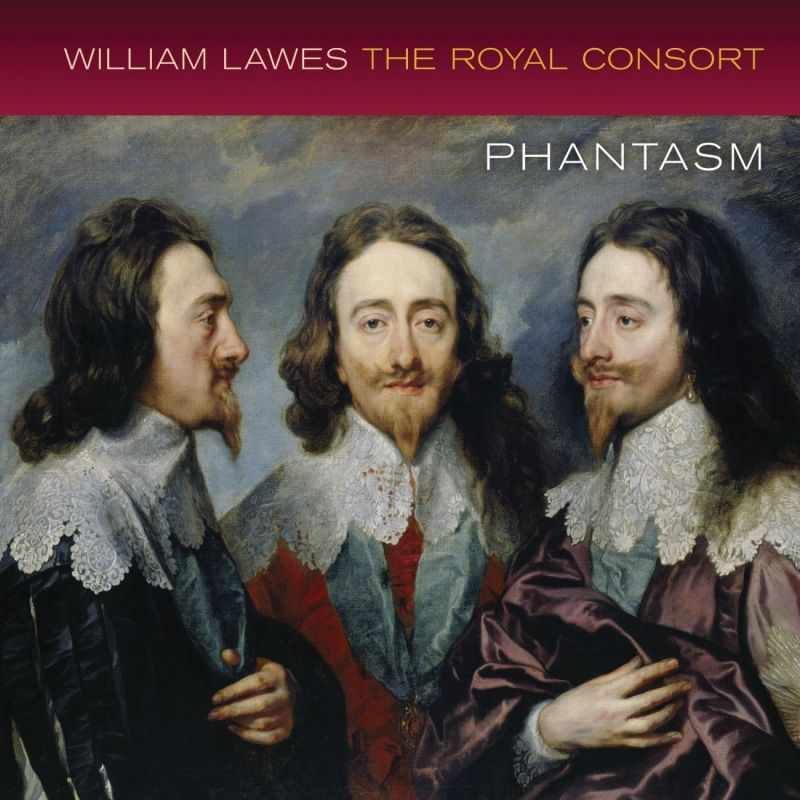 CKD470. LAWES The Royall Consorts