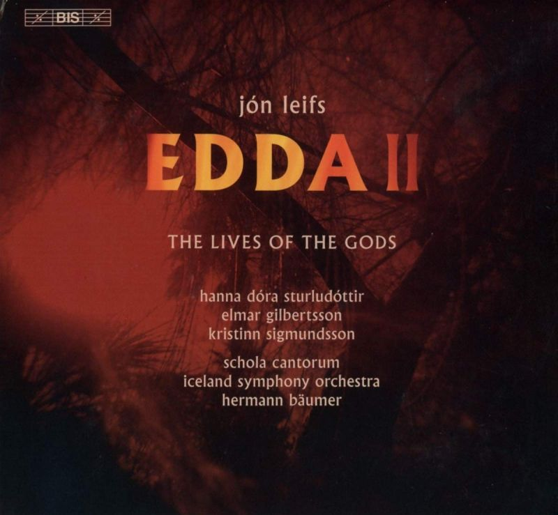 Review of LEIFS Edda II: The Lives of the Gods