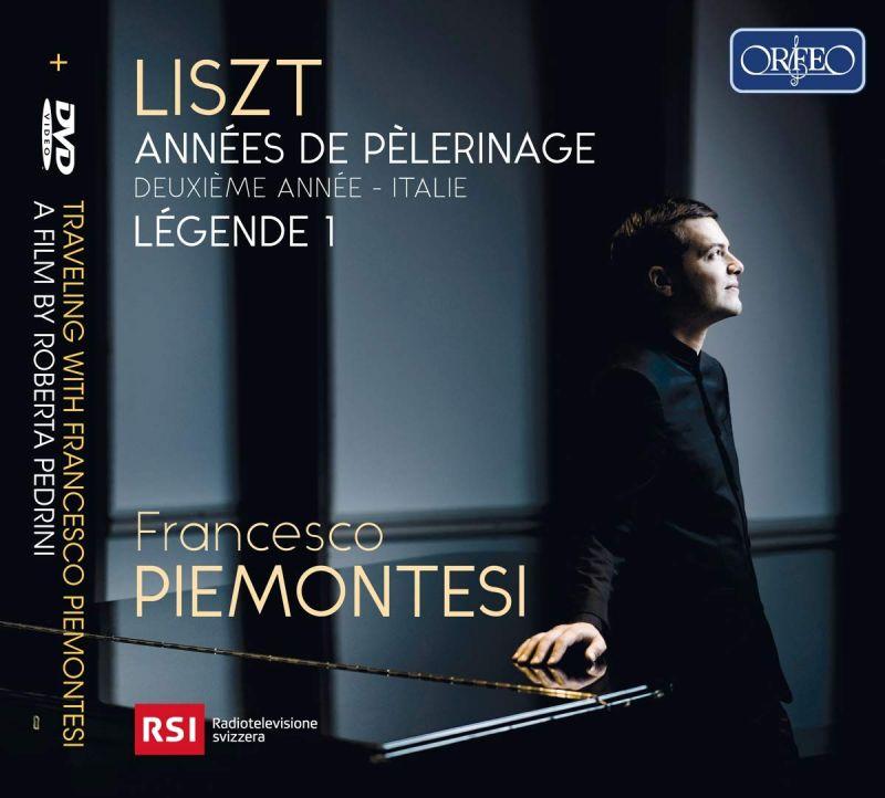 Review of LISZT Années de pèlerinage, Book 1 (Piemontesi)