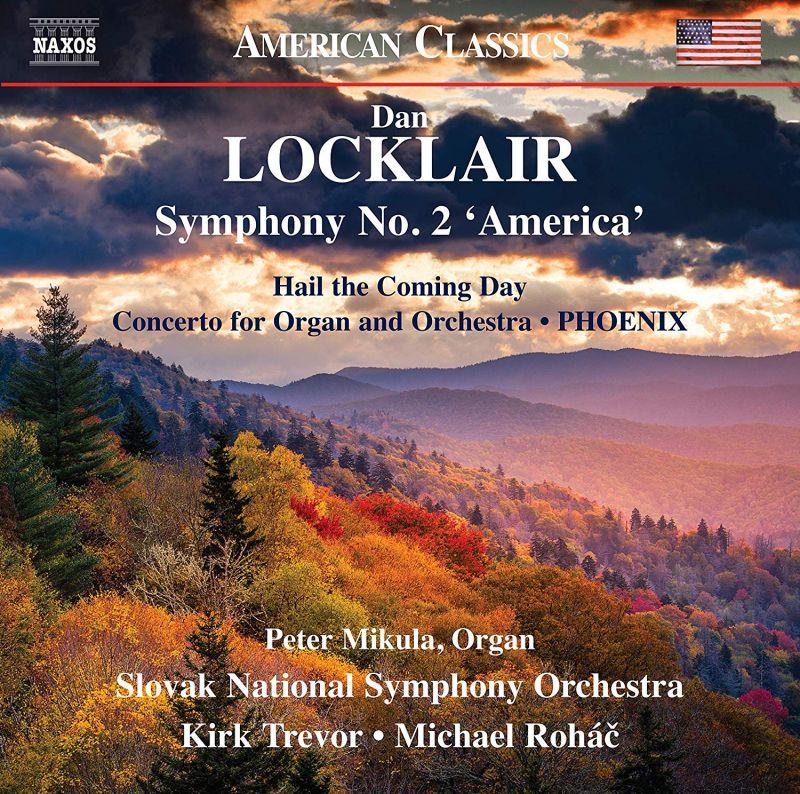 Review of LOCKLAIR Symphony No 2