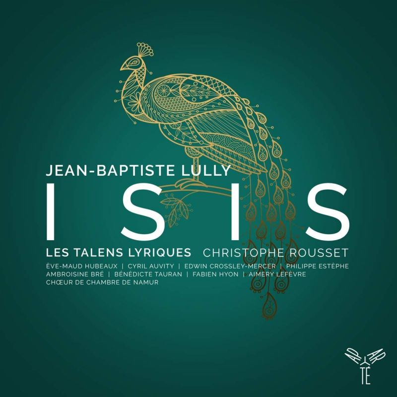 Review of LULLY Isis (Rousset)