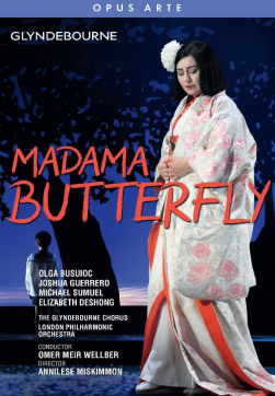Review of PUCCINI Madama Butterfly (Wellber)