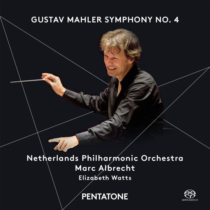 PTC5186 487. MAHLER Symphony No 4