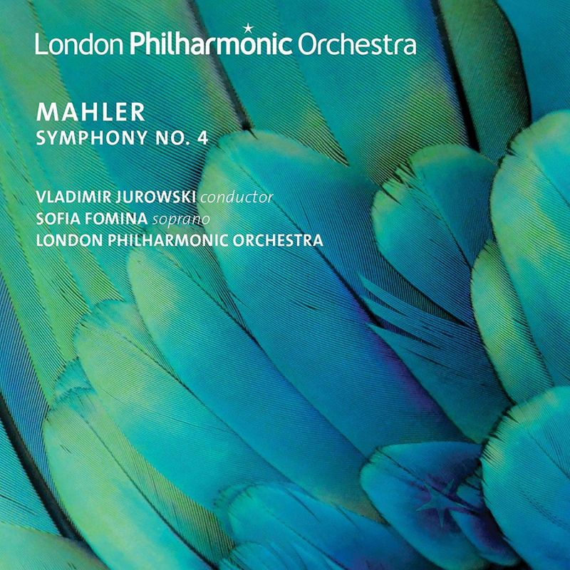 LPO0113. MAHLER Symphony No 4 (Jurowski)