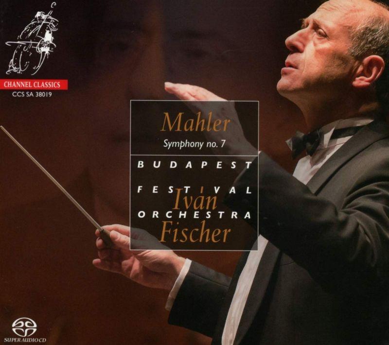 CCSSA38019. MAHLER Symphony No 7  (Fischer)