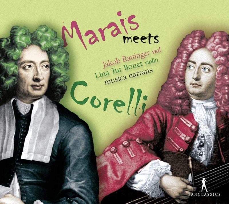Review of Marais meets Corelli
