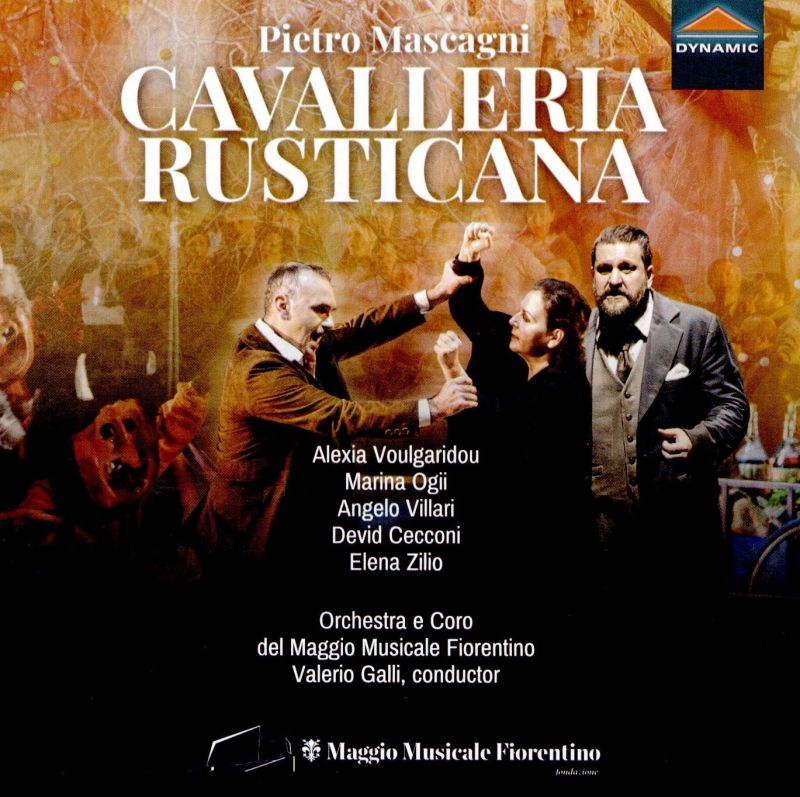 Review of MASCAGNI Cavalleria Rusticana (Galli)