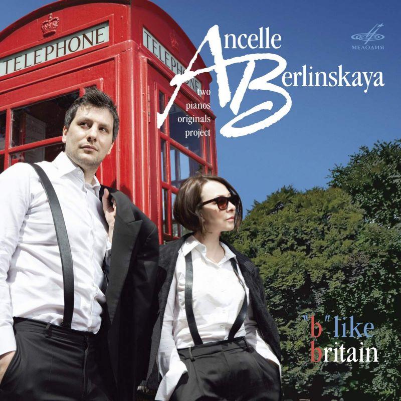 Review of Arthur Ancelle & Ludmila Berlinskaya: B Like Britain