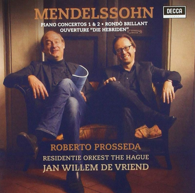 Review of MENDELSSOHN Piano Concertos (Lisiecki)