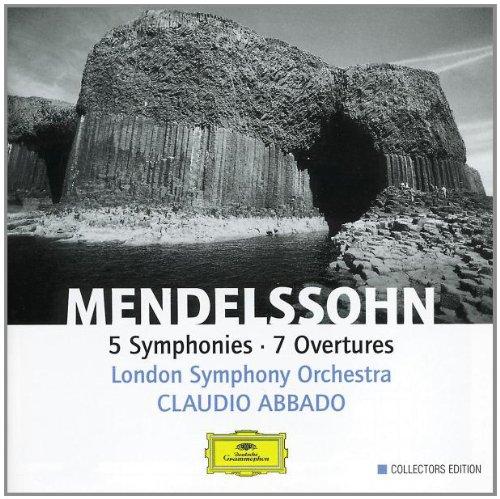 Mendelssohn Complete Symphonies; Overtures