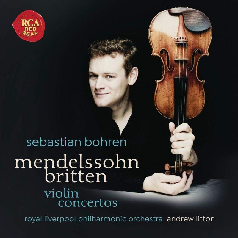 Review of MENDELSSOHN; BRITTEN Violin Concertos (Bohren)