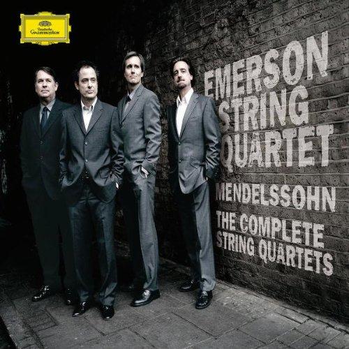 Mendelssohn Complete String Quartets