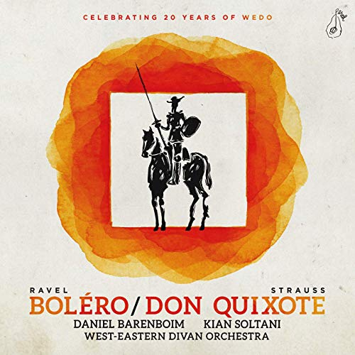 4837502. STRAUSS Don Quixote RAVEL Bolero (Barenboim)