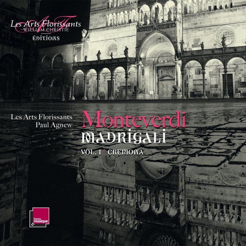 AF005. MONTEVERDI Madrigals Vol 2: Cremona