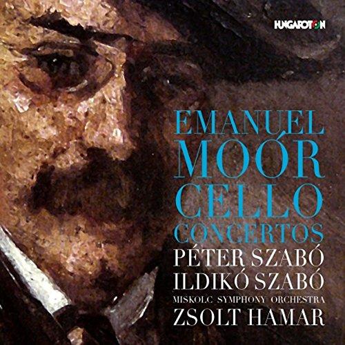 HCD32728. MOÓR Cello Concertos