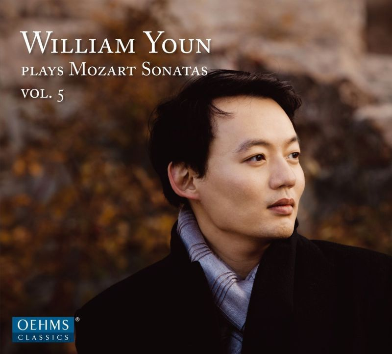 OC1857. MOZART Piano Sonatas Nos 6, 7 & 14