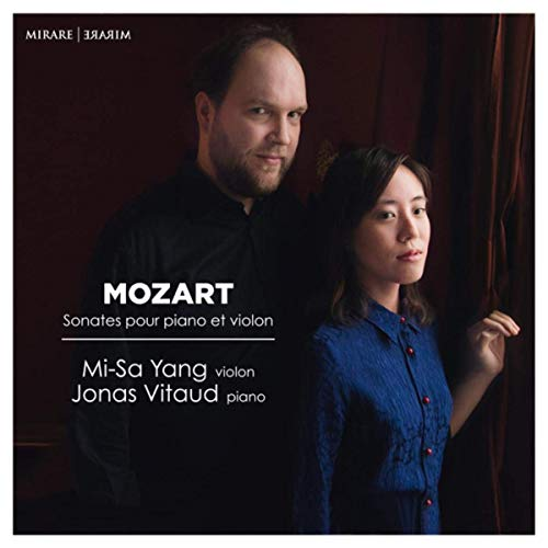 Review of MOZART Violin Sonatas (Mi-Sa Yang)