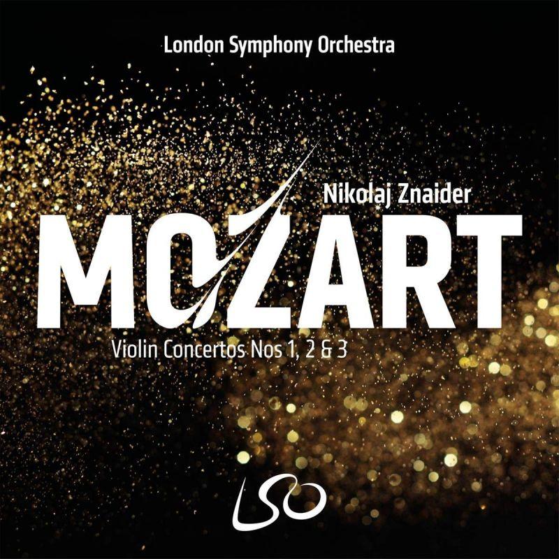 Review of MOZART Violin Concertos Nos 1-3 (Znaider)