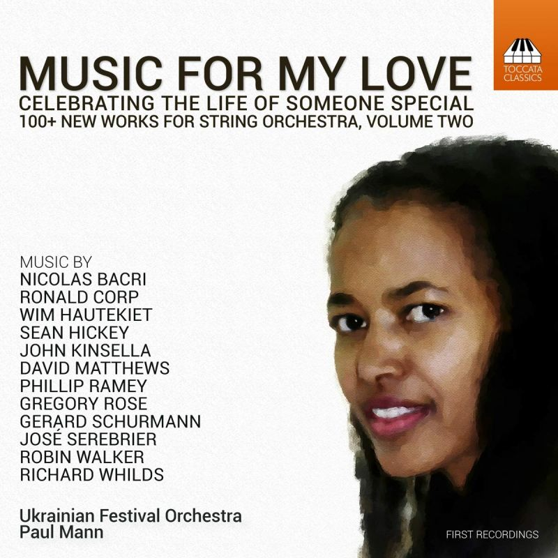 Review of Music For my Love Vol 2