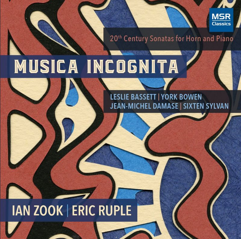 Review of Ian Zook: Musica Incognita