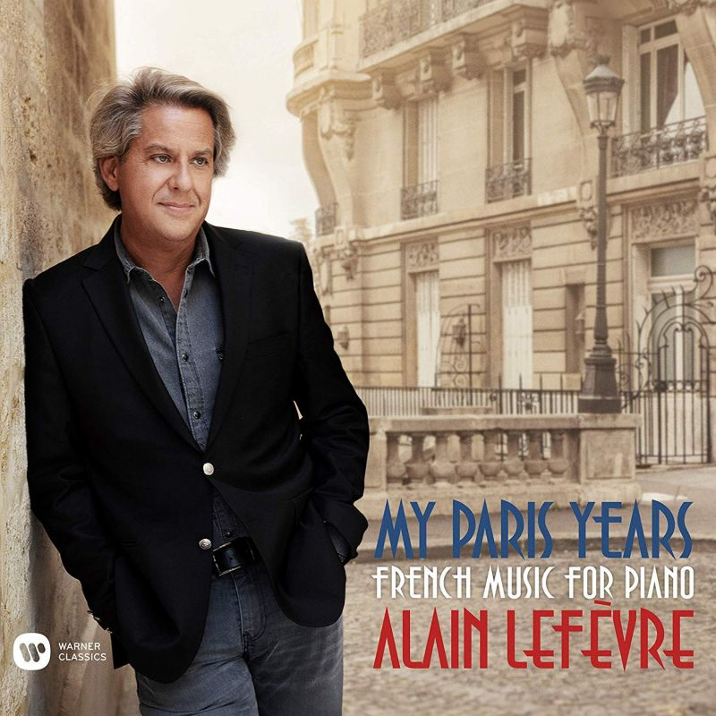 Review of Alain Lefèvre: My Paris Years