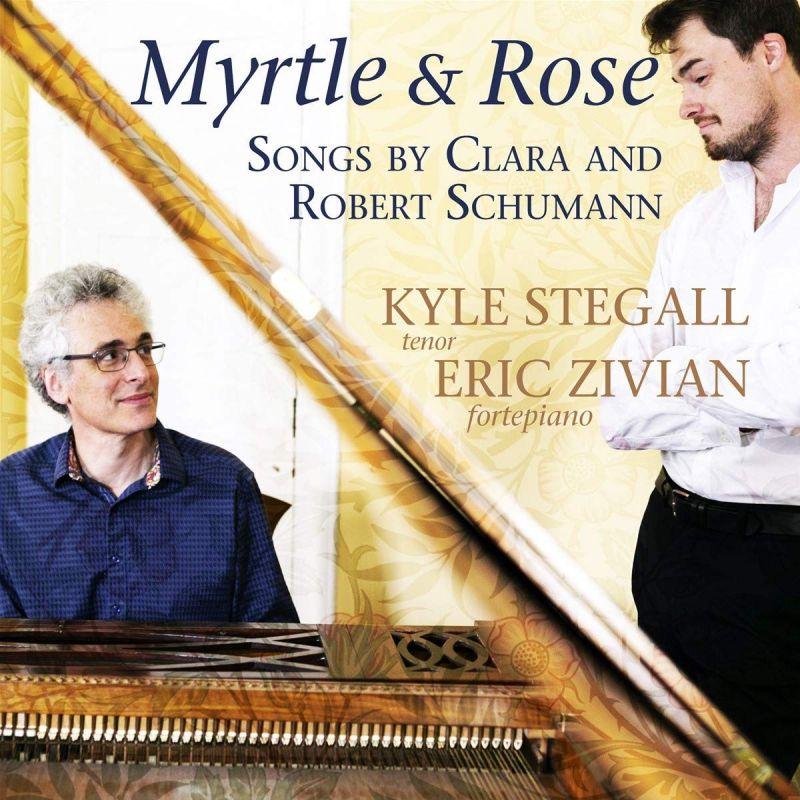 AV2407. Myrtle & Rose