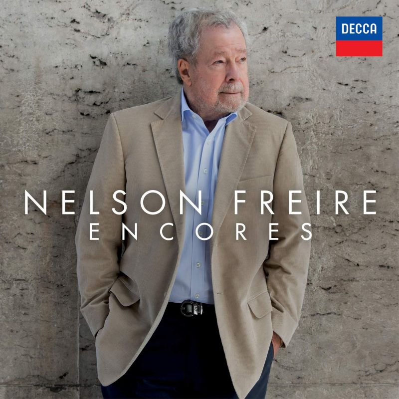 Review of Nelson Freire: Encores
