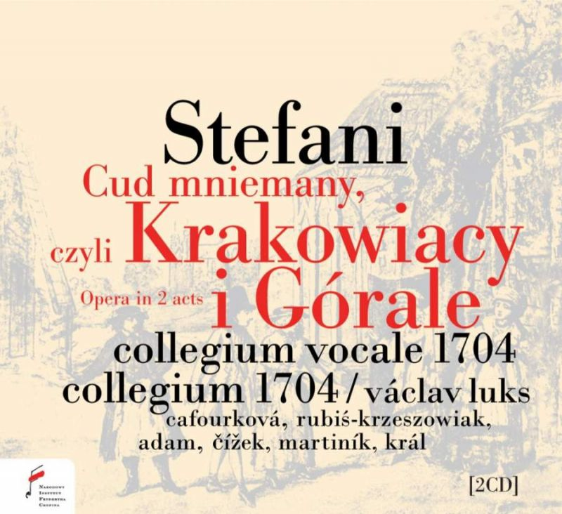 NIFCCD080/81. STEFANI The Supposed Miracle or Cracovians and Highlanders