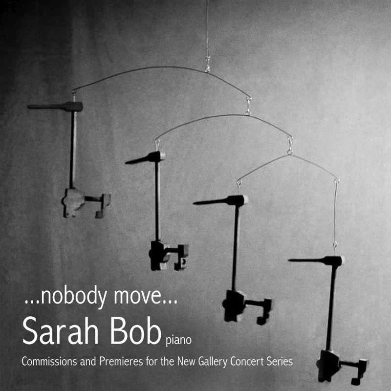 Review of Sarah Bob: Nobody Move