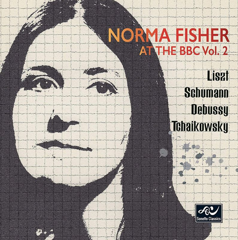 SONCLA004. Norma Fisher at the BBC, Vol 2