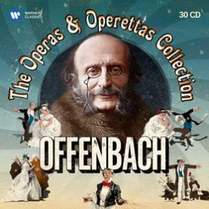 9029 54995-7. OFFENBACH The Operas & Operettas Collection