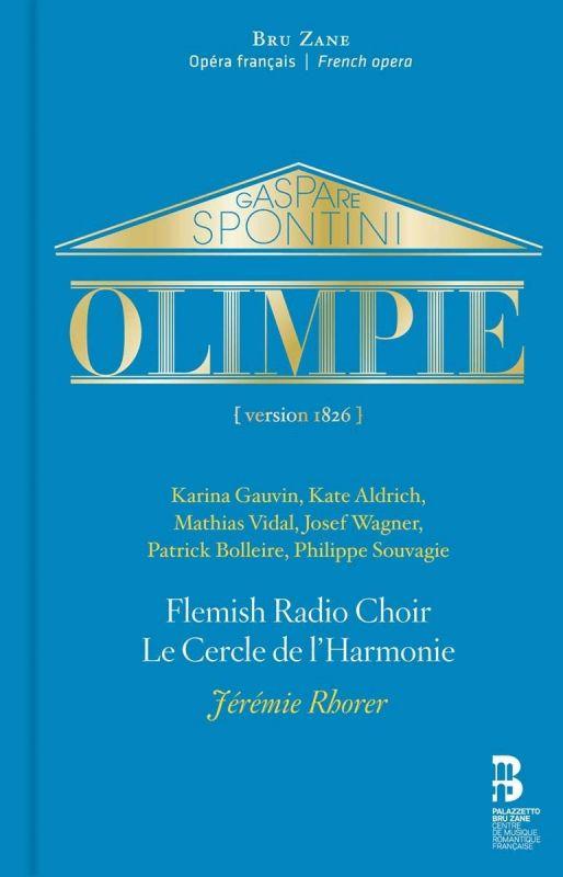 Review of SPONTINI Olimpie