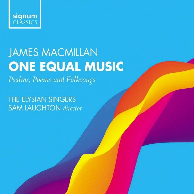 Review of MACMILLAN One Equal Music