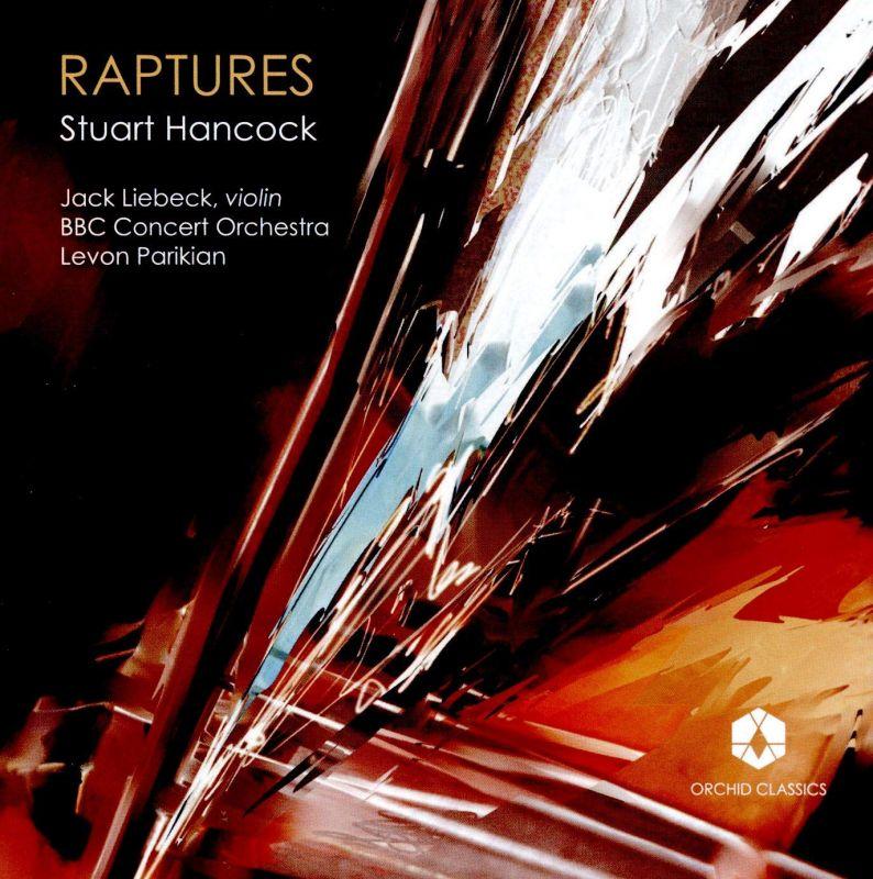 Review of HANCOCK Raptures (Parikian)