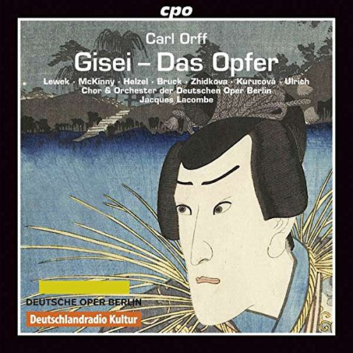 CPO777 819-2. ORFF Gisei