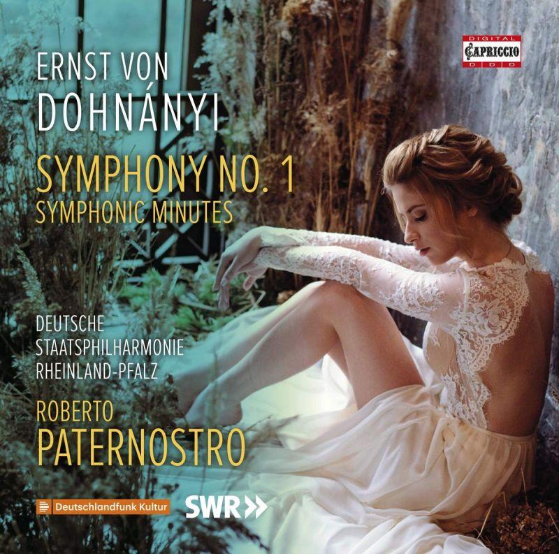 Review of DOHNÁNYI Symphony No 1 (Paternostro)