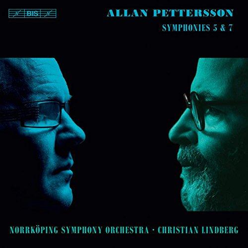 BIS2240. PETTERSSON Symphonies Nos 5 & 7