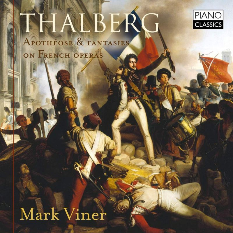 Review of THALBERG Fantasies on French Operas (Mark Viner)