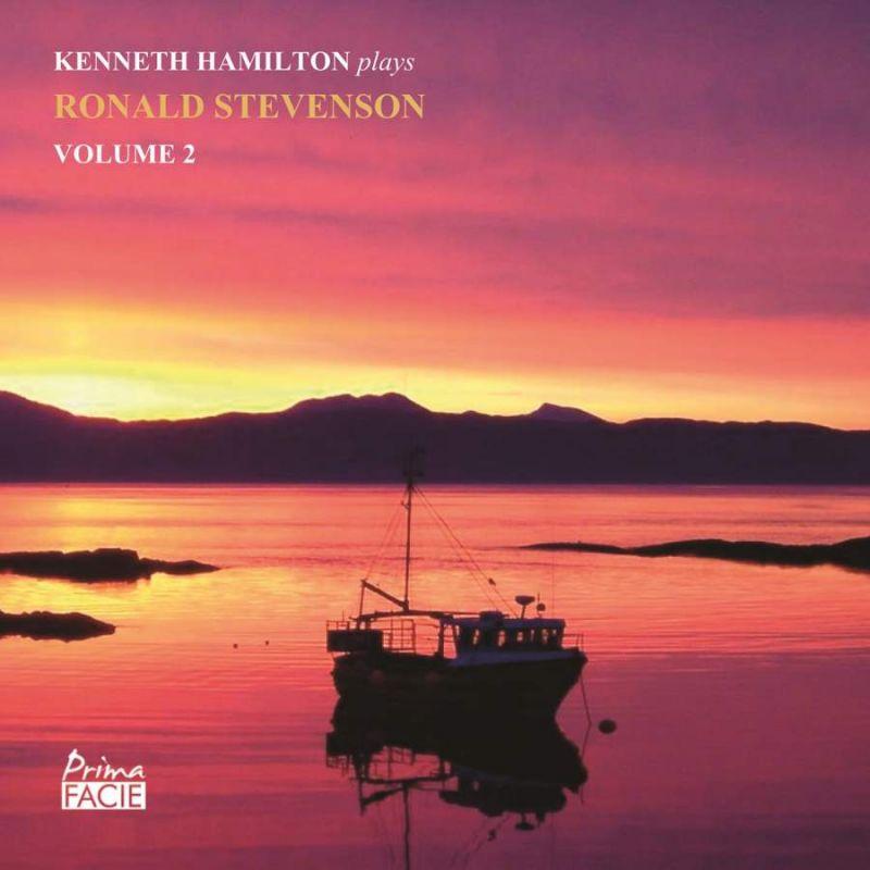 Review of STEVENSON Piano Music, Vol 2 (Kenneth Hamilton)
