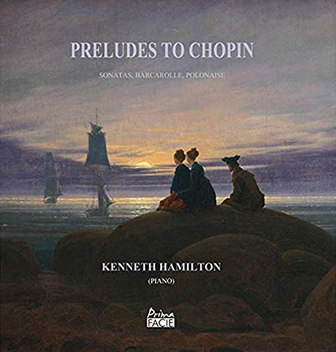 PFCD084. Kenneth Hamilton: Preludes to Chopin