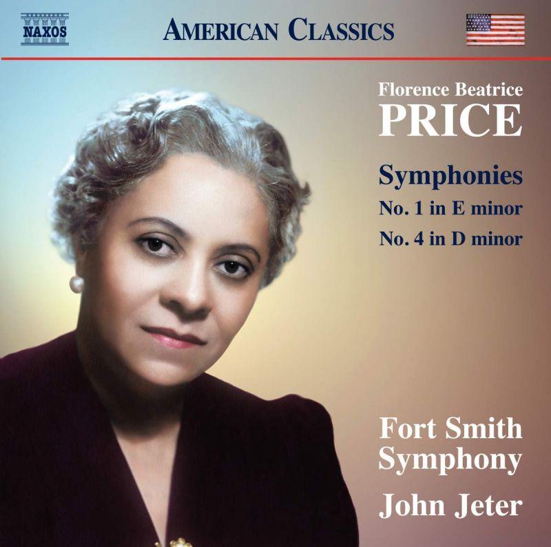 Review of PRICE Symphonies Nos 1 & 4