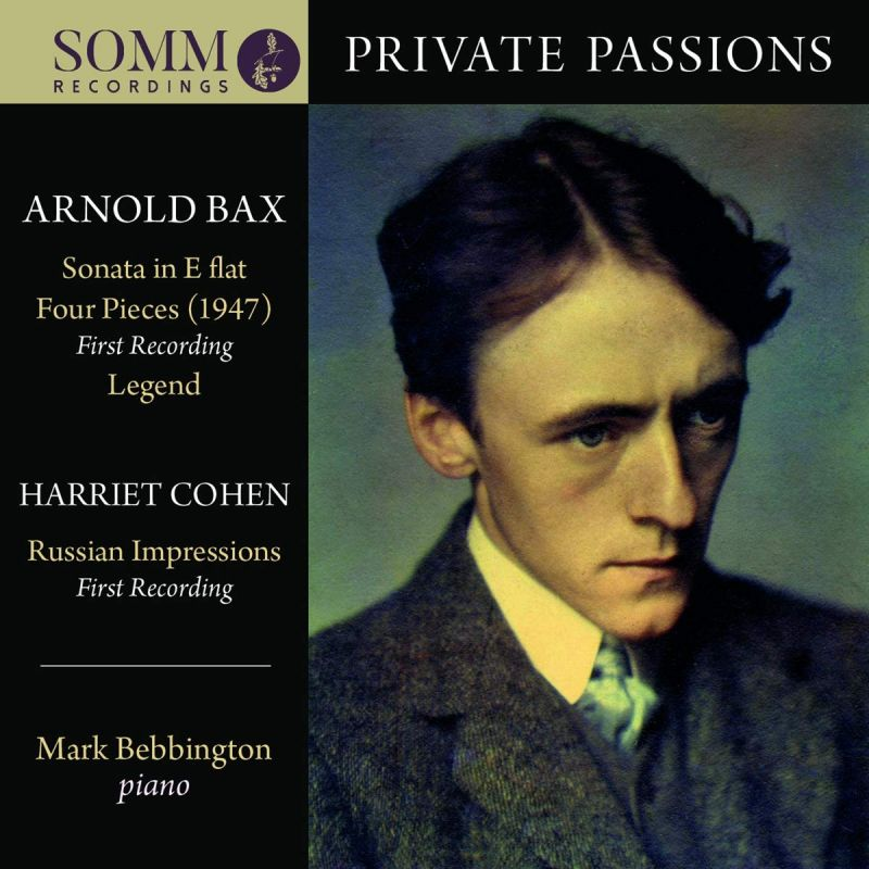 Review of Mark Bebbington: Private Passions