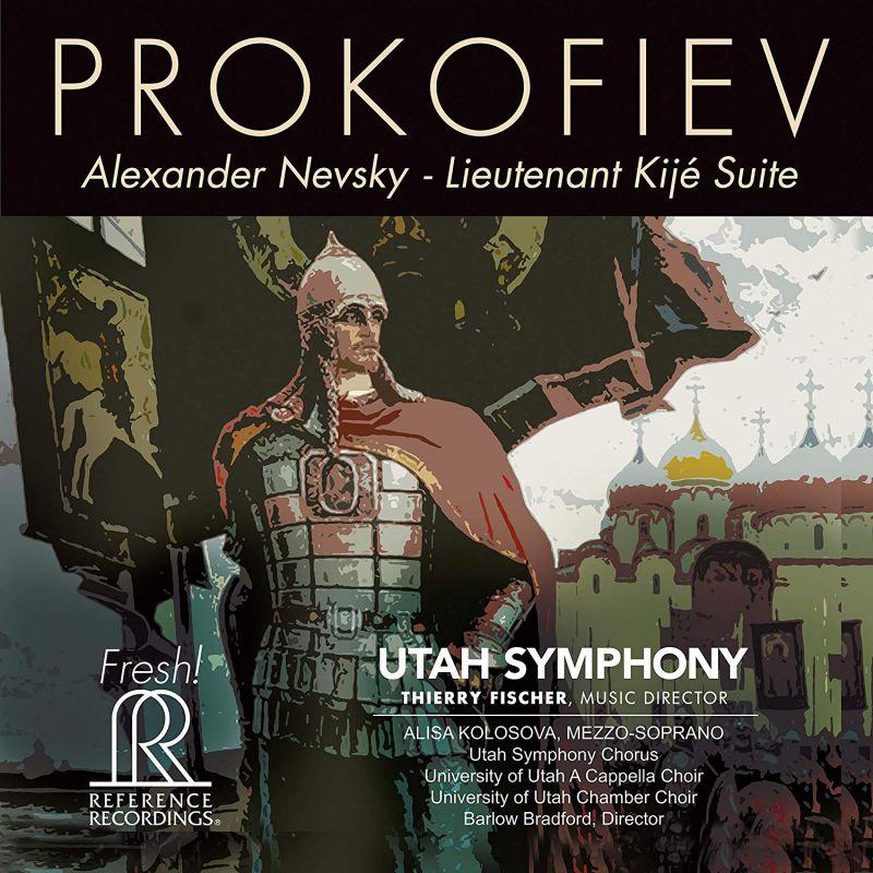 Review of PROKOFIEV Alexander Nevsky; Lieutenant Kijé Suite (Fischer)