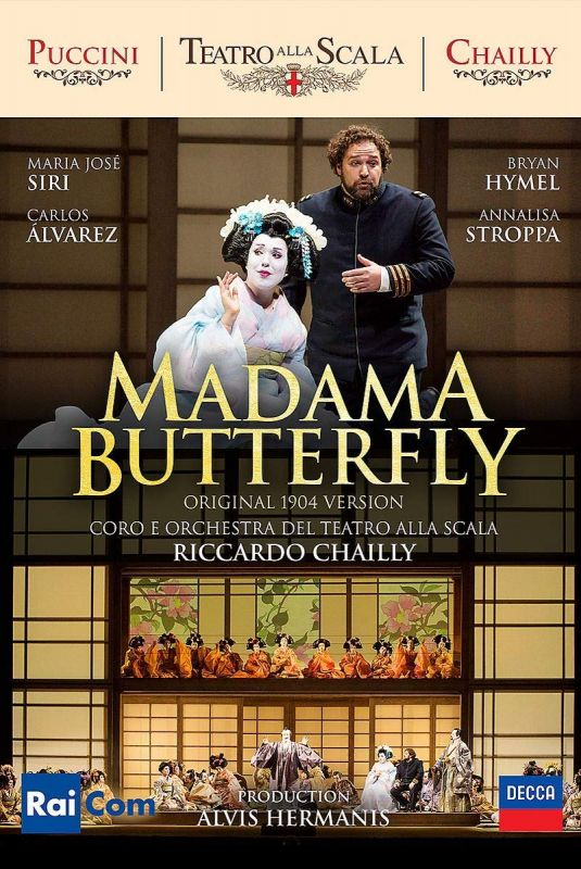 Review of PUCCINI Madama Butterfly (Chailly)