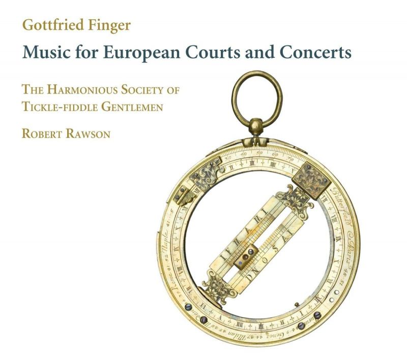 Review of FINGER Music for European Courts and Concerts (Rawson)