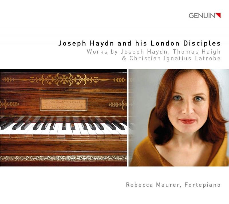Review of Rebecca Maurer: Haydn and his London disciples