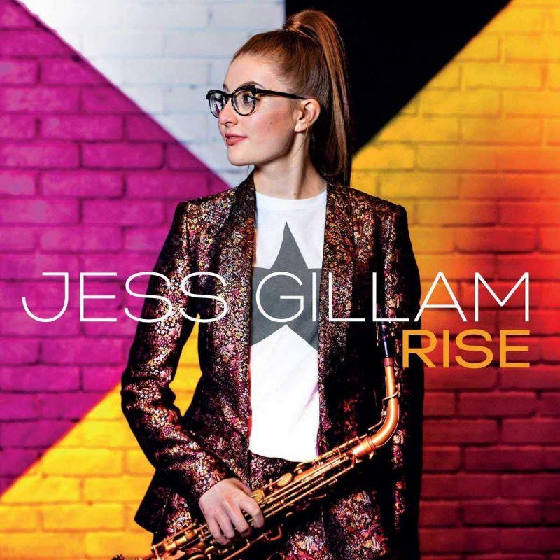 483 4862. Jess Gillam: Rise
