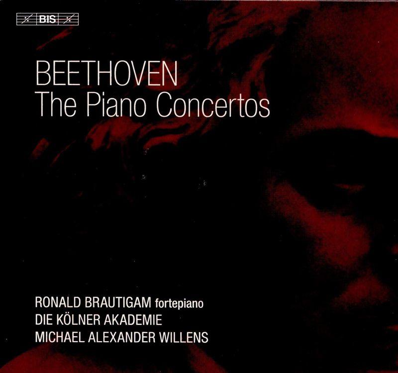 Review of BEETHOVEN Piano Concertos Nos 1-5 (Ronald Brautigam)