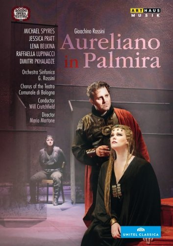 109 073. ROSSINI Aureliano in Palmira