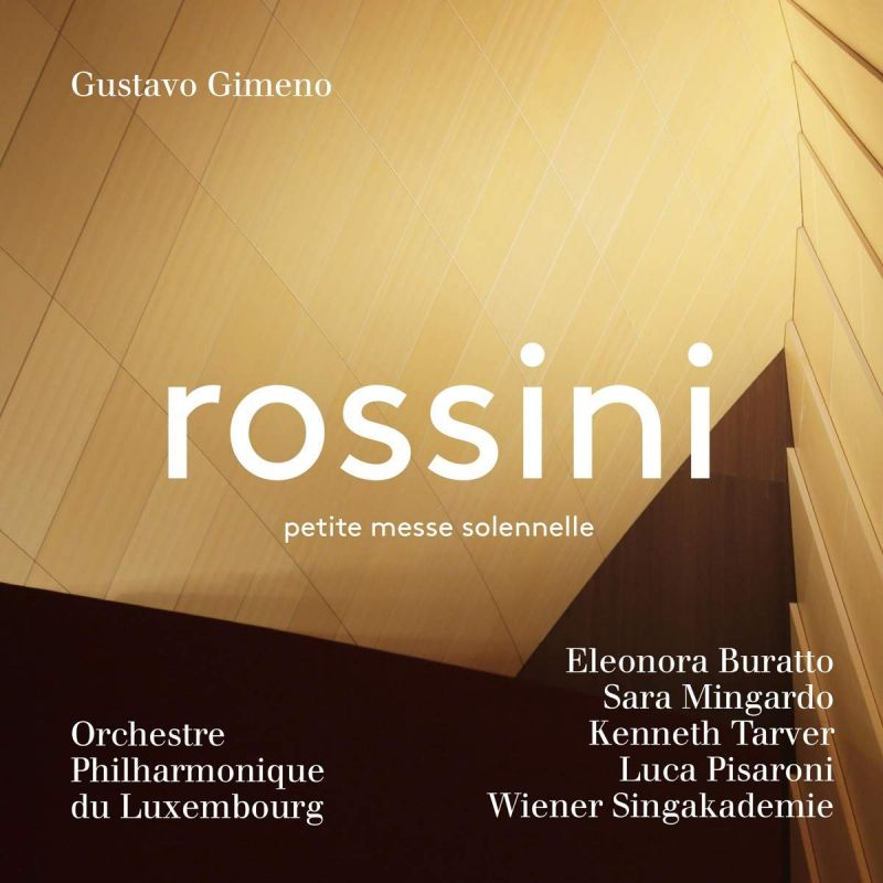 Review of ROSSINI Petite Messe solennelle (Berndt)